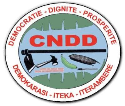 Conférence de presse du Conseil National pour la Défense la Démocratie (CNDD) sur le processus électoral en cours au Burundi