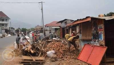 Déclaration du CNDD suite aux opérations de destructions de maisons sur l'ensemble du territoire burundais.