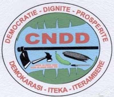 DECLARATION DU CNDD AU SUJET DE LA SITUATION QUI PREVAUT AU BURUNDI