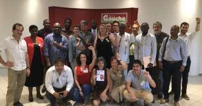 Déclaration de la Commission Afrique au dixième Congrès du Parti de Gauche