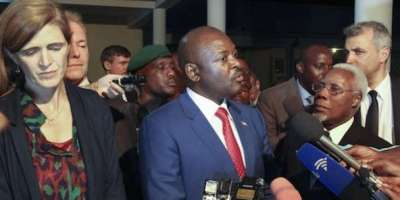 Burundi : un projet de loi au parlement pour quitter la CPI