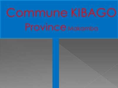 La situation socio-politique qui prévaut sur les collines de MBIZI et RUBIMBA de la commune de KIBAGO.