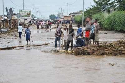 Déclaration du CNDD sur la tragédie causée par les pluies diluviennes à Bujumbura