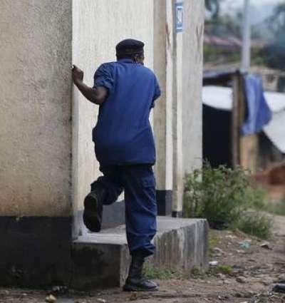 Un policier dépossédé de son arme par des gens non encore identifiés en commune Gihanga.