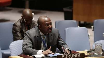 A l'ONU, le refus du Burundi d'accueillir 228 policiers ne surprend pas.