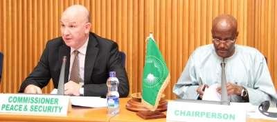 Communiqué du Conseil de Paix et Sécurité de l'Union Africaine en sa 557ème réunion sur la situation au Burundi.