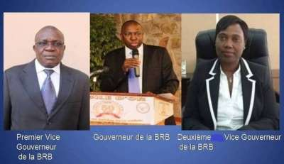 Une importante malversation à la Banque de la République du Burundi.