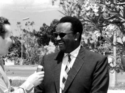 Ijambo Leonarudo Nyangoma,  ashikirije Abarundi kw'isabukuru igira 55 Umuganwa Rwagasore Rudoviko agandaguwe.