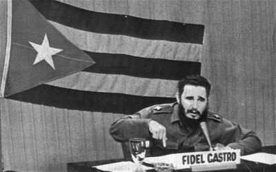 Fidel : le leader et son peuple