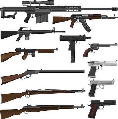 Distribution des armes dans la commune de Buyengero.
